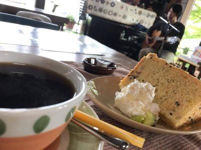 11/9(木)坂井市「森のめぐみ」昼のフリーライブ&セッション