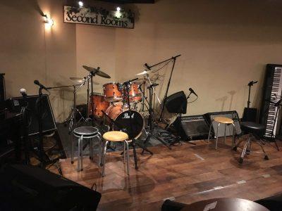 11/16(木)京都・向日市 Second Rooms