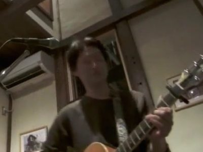 ライブ映像「夜明けの雪」in 茶蔵庵房