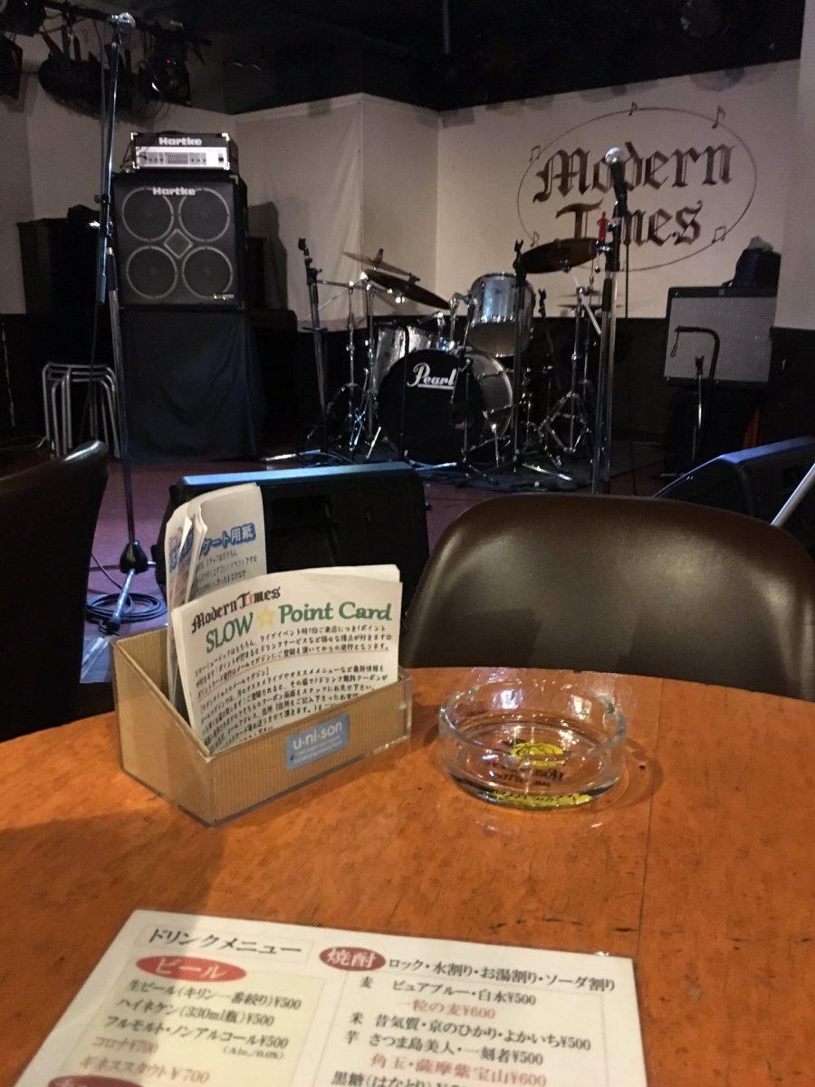 9/15(木)京都モダンタイムス「キャンドルナイト」生音LIVE