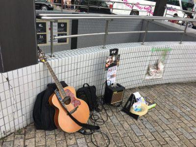 県外でのライブの話