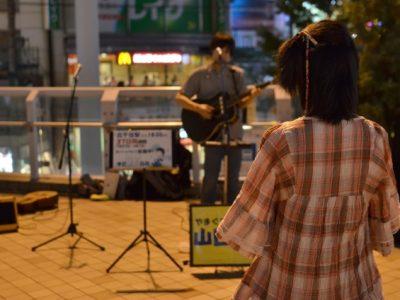音楽の旅を続ける人々