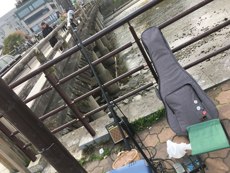 京都 三条路上